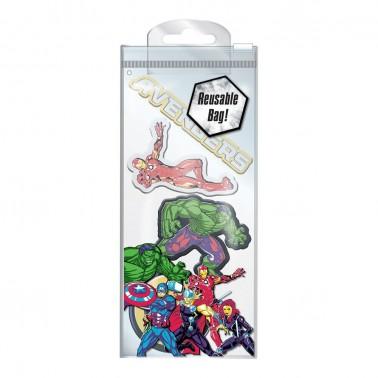 Set de gomas de borrar Avengers (Varios)