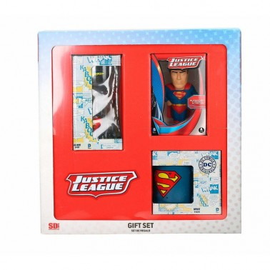 Set de regalo DC Comics Superman