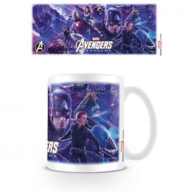 Taza Avengers La Última Batalla