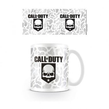 Taza Call of Duty Logo