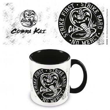 Taza Cobra Kai Emblema negro
