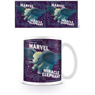 Taza Disney Dumbo miracle Elephant