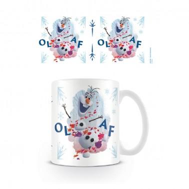 Taza Frozen II Olaf
