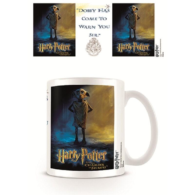 Taza Harry Potter Aviso Dobby
