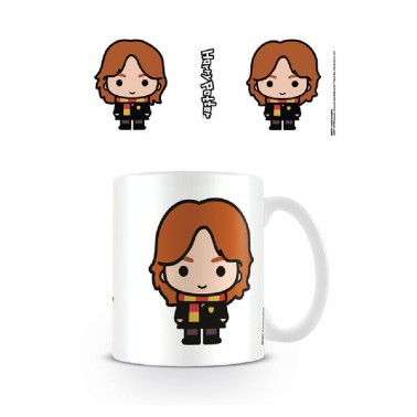 Taza Harry Potter Fred y George Chibi