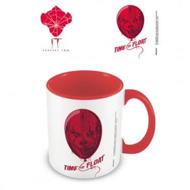 Taza IT 2 Time to float