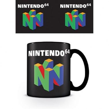 Taza Nintendo Nintendo 64