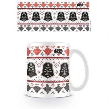 Taza Star Wars Darth Vader Navidad