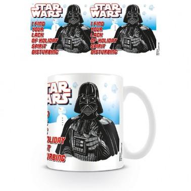 Taza Star Wars Holiday Spirit