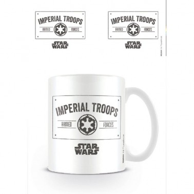 Taza Star Wars Imperial Troops