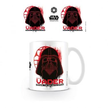 Taza Star Wars Rogue One Darth Vader