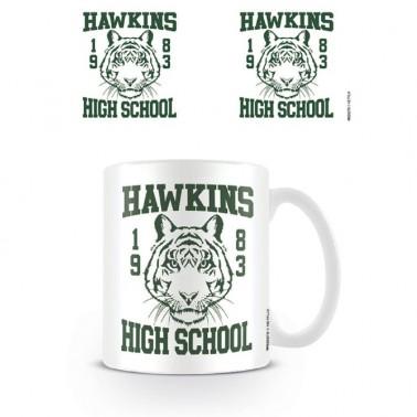Taza Stranger Things Hawkins High School
