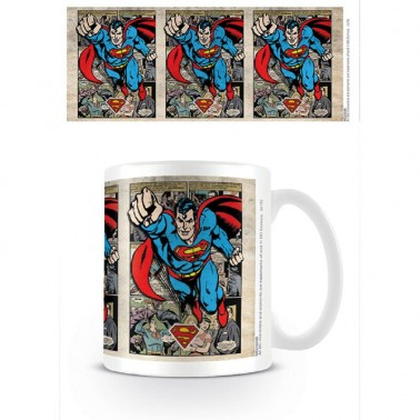 Taza Superman Montaje