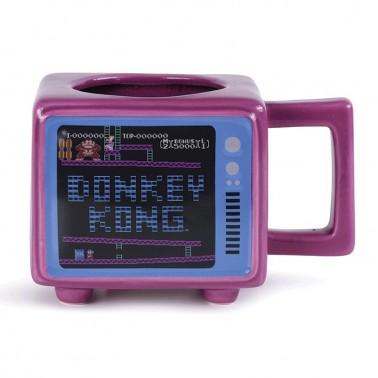Taza térmica Donkey Kong It's on Like