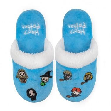 Zapatillas de casa Harry Potter amigos S/M