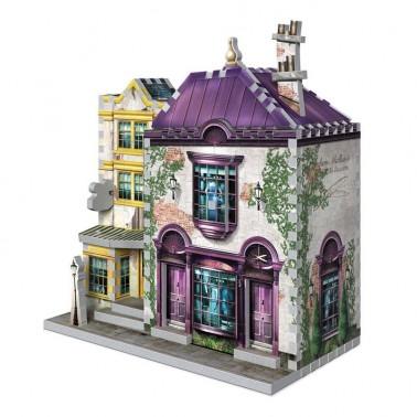 Puzzle 3D La Tienda Madame Malkins