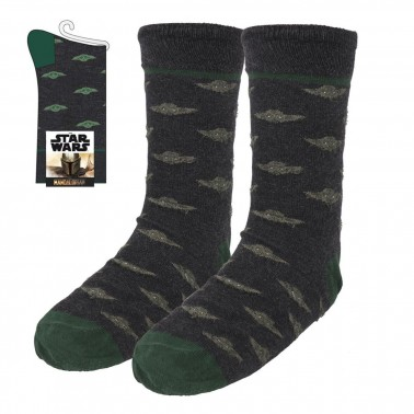 Calcetines The Mandalorian The Child T.40-46