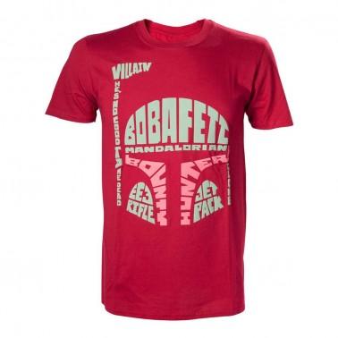 Camiseta Roja SW Cazarrecompesas