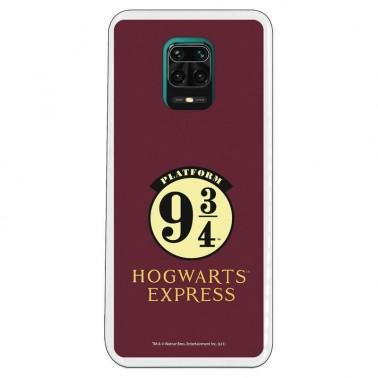 Carcasa Móvil Xiaomi Redmi Note 9 Harry Potter Hog
