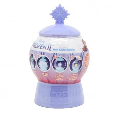 Bola de nieve con personaje sorpresa de Frozen 2