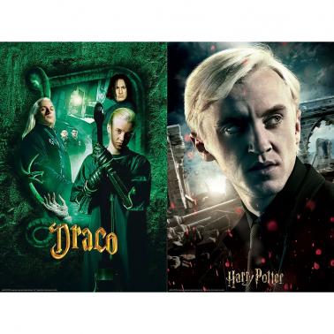 Puzzle-Rasca Draco Malfoy 150 piezas