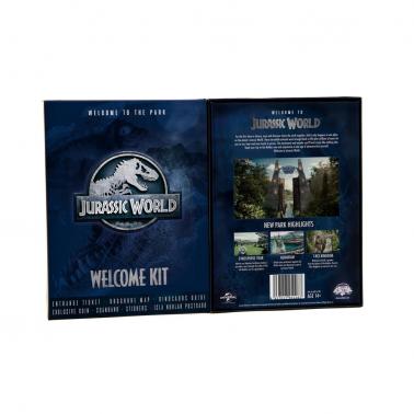 Caja de colección Jurassic World
