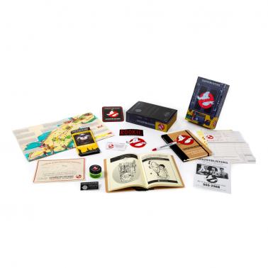 Caja colección Cazafantasmas