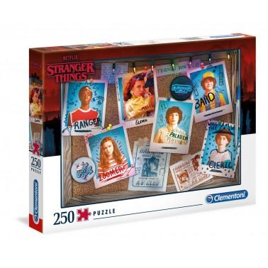 Puzzle 250 Piezas Stranger Things