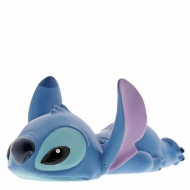Figura decorativa de Stitch tumbado