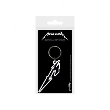 Llavero logo Metallica