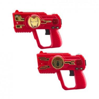 Pistolas láser Marvel Avengers