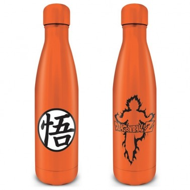 Botella metálica Dragon Ball Z Goku