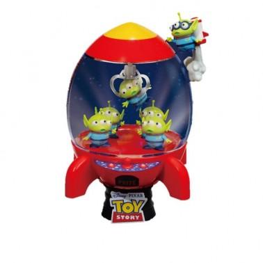 Diorama Toy Story Alien´s Rocket
