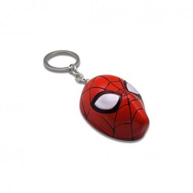 Llavero metálico Spiderman