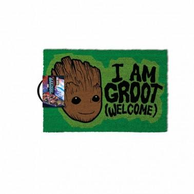 Felpudo I am Groot
