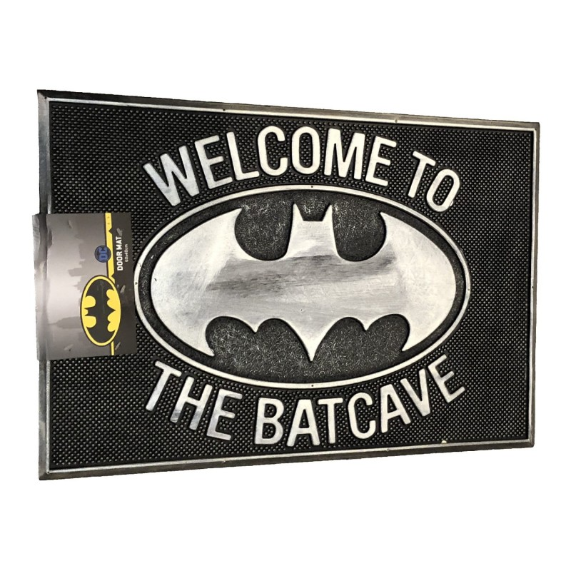 Felpudo de Caucho Batcave