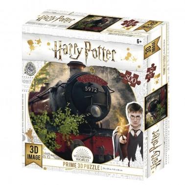 Puzzle lenticular Harry Potter Howgarts Express 500 piezas