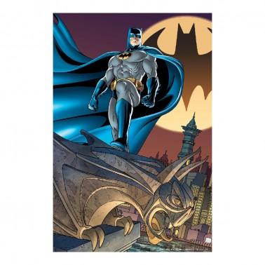 Puzzle lenticular DC Comics Batseñal