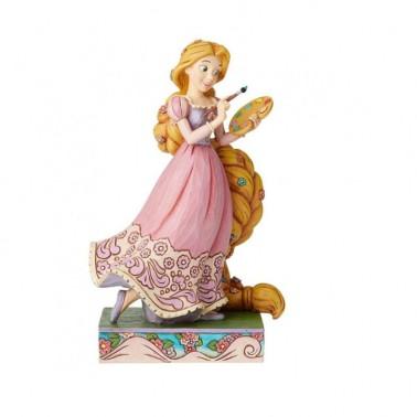 Figura decorativa Rapunzel