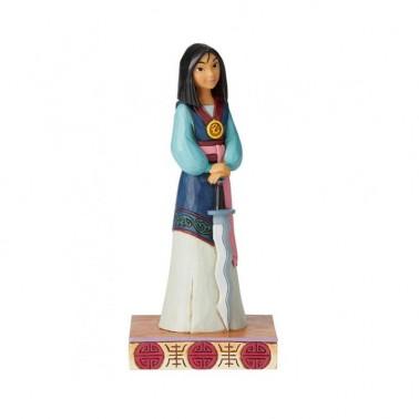Figura decorativa Mulán