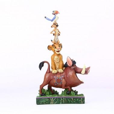 Figura Disney El Rey León Totem