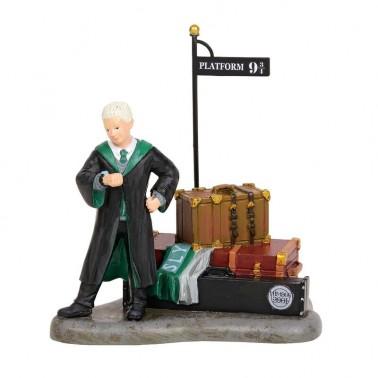 Figura decorativa Harry Potter Draco Plataforma