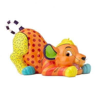 Figura decorativa El Rey León Simba