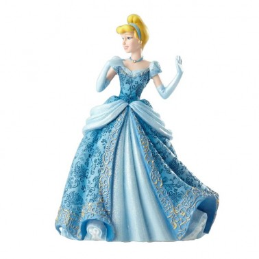 Figura decorativa La Cenicienta Princesa