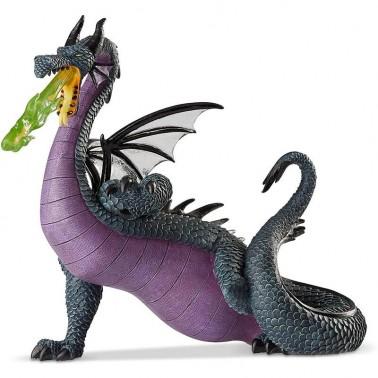 Figura decorativa Villanas Maléfica como Dragón