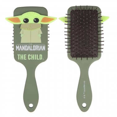 Cepillo verde The Mandalorian
