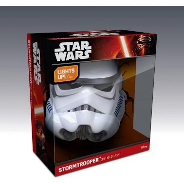 Lámpara 3D Stormtrooper