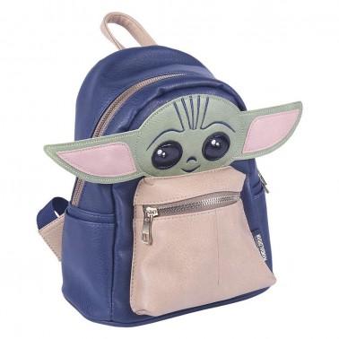Mini mochila casual Baby Yoda