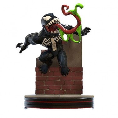 Diorama Colección Marvel Venom