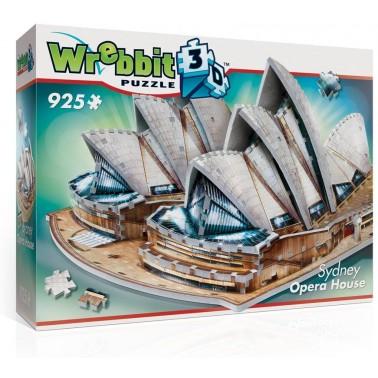 Puzzle 3D Ópera de Sidney
